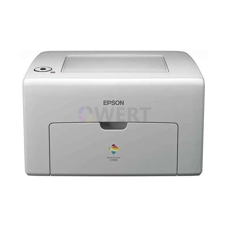 Ремонт принтера Epson AcuLaser C1700