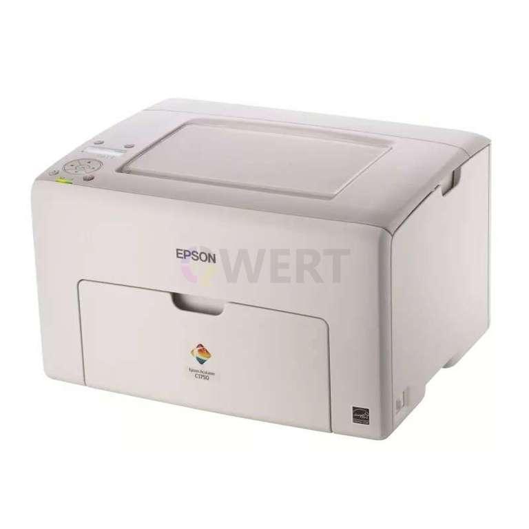 Ремонт принтера Epson AcuLaser C1750