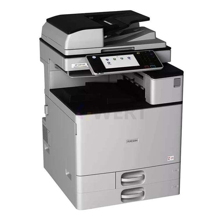 Ремонт принтера Ricoh Aficio MP C2011SP