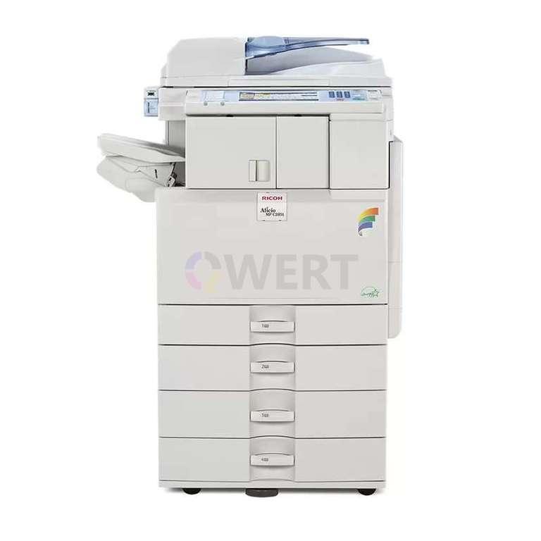 Ремонт принтера Ricoh Aficio MP C2050
