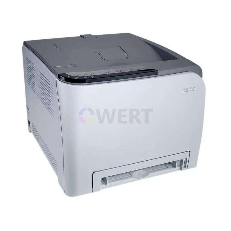 Ремонт принтера Ricoh Aficio SP C221N