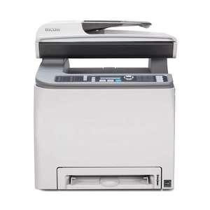 Ремонт принтера Ricoh Aficio SP C231SF