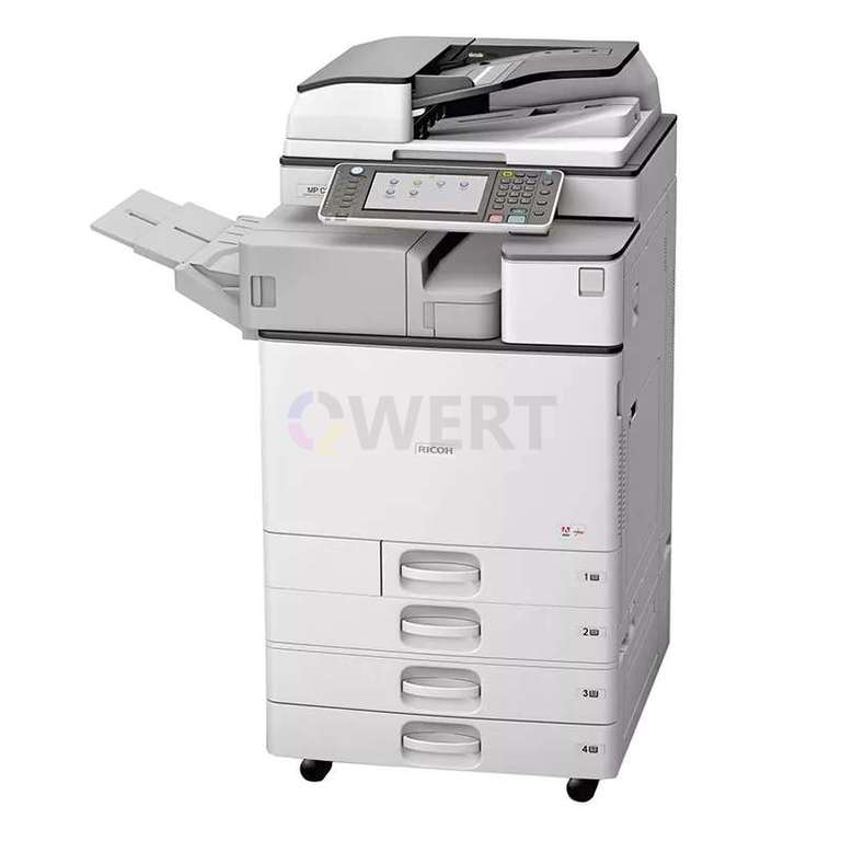 Ремонт принтера Ricoh Aficio MP C2503SP