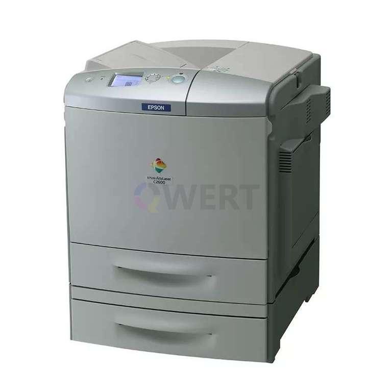 Ремонт принтера Epson AcuLaser C2600