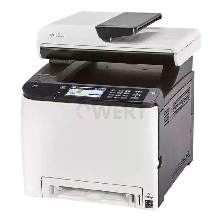 Ремонт принтера Ricoh SP C260SFNw