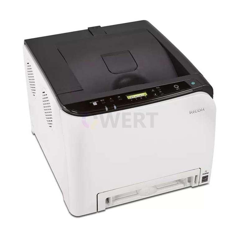 Ремонт принтера Ricoh SP C261DNw