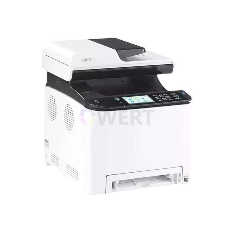Ремонт принтера Ricoh SP C261SFNw
