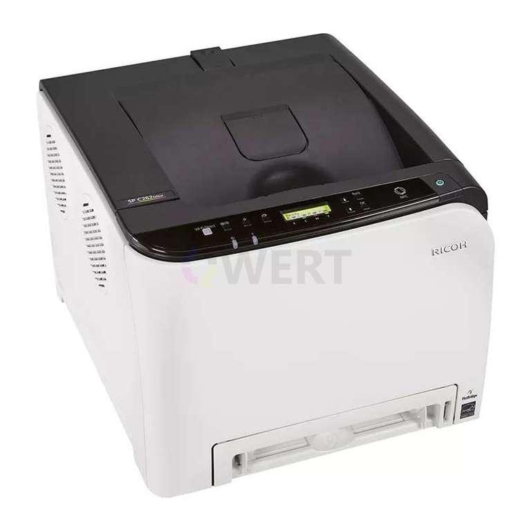 Ремонт принтера Ricoh SP C262DNw