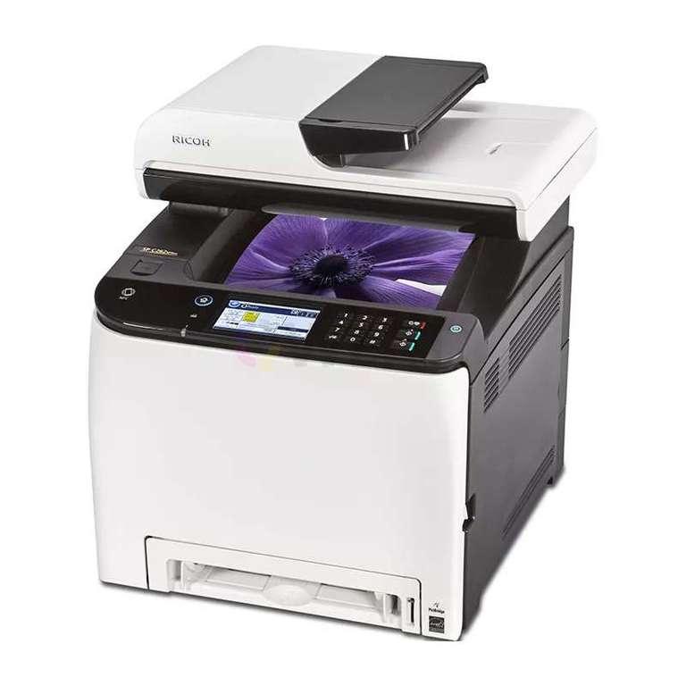 Ремонт принтера Ricoh SP C262SFNw