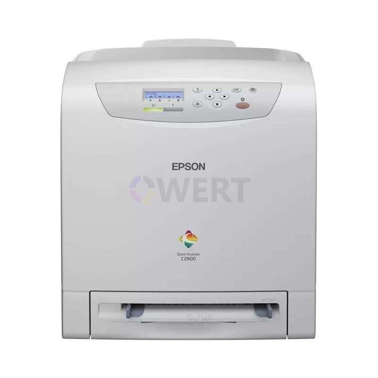 Ремонт принтера Epson AcuLaser C2900