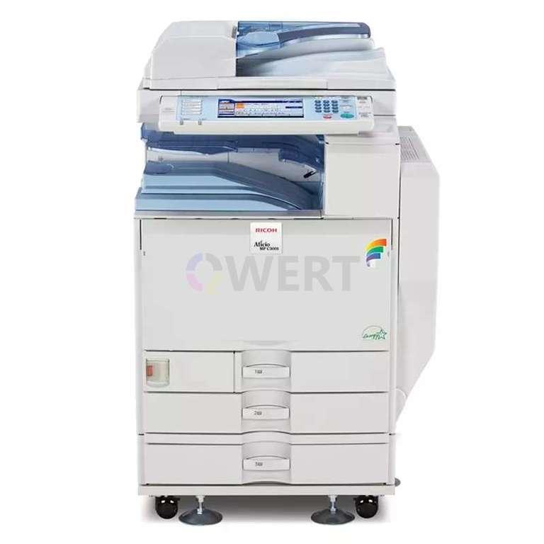 Ремонт принтера Ricoh Aficio MP C3001