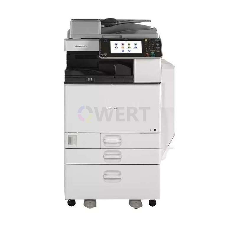 Ремонт принтера Ricoh Aficio MP C3002