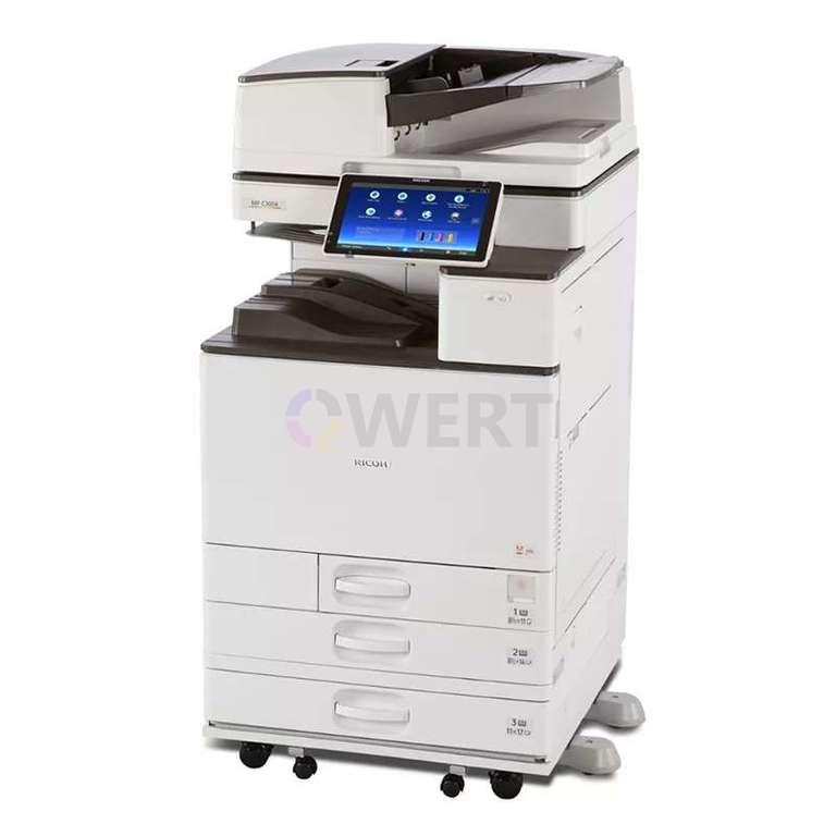 Ремонт принтера Ricoh MP C3004exSP