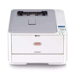 Ремонт принтера OKI C310dn