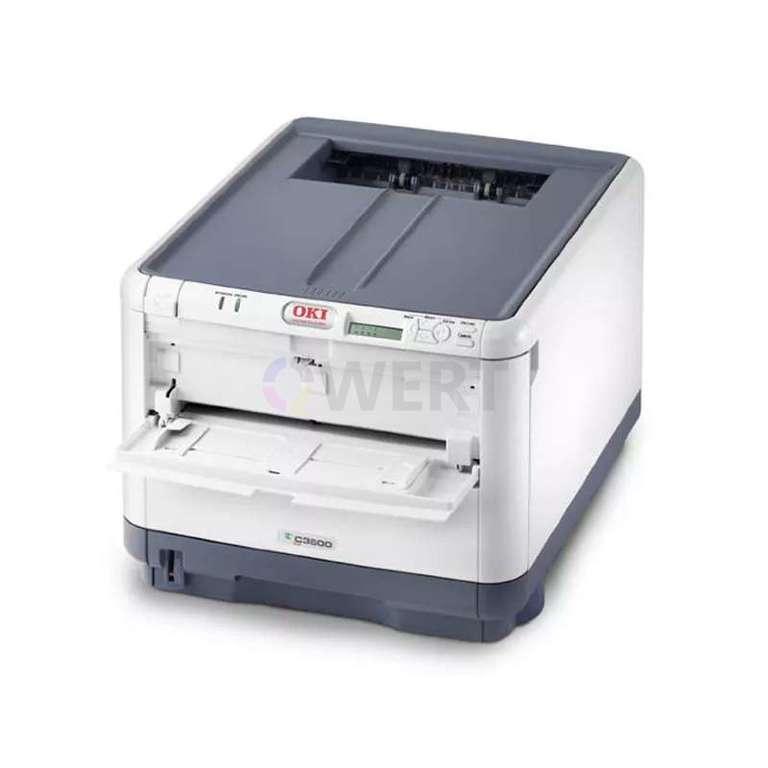 Ремонт принтера OKI C3600