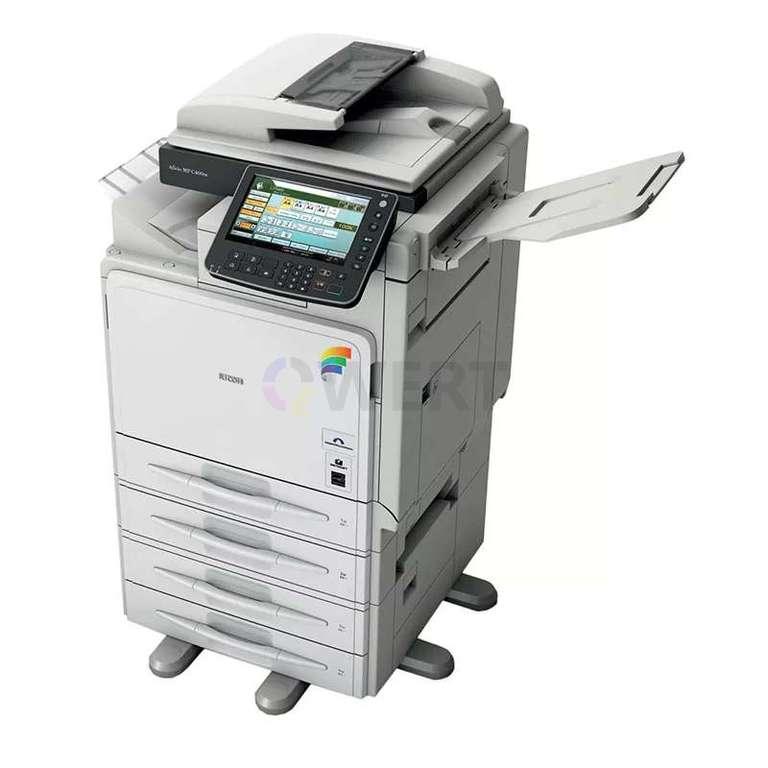 Ремонт принтера Ricoh Aficio MP C400
