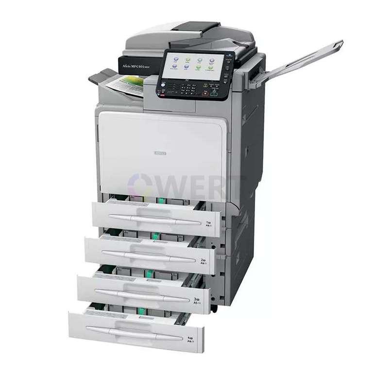 Ремонт принтера Ricoh Aficio MP C401SRSP