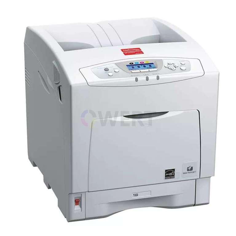 Ремонт принтера Ricoh Aficio SP C420DN