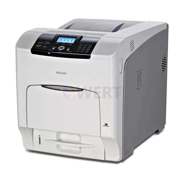 Ремонт принтера Ricoh Aficio SP C430DN