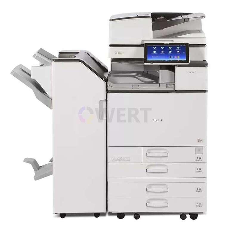 Ремонт принтера Ricoh MP C4504exSP