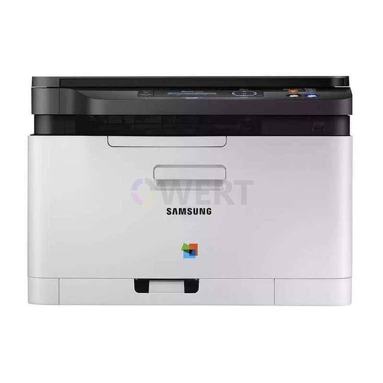 Ремонт принтера Samsung Xpress C480W