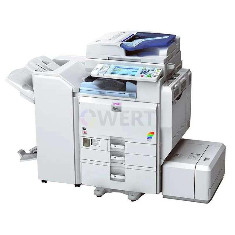 Ремонт принтера Ricoh Aficio MP C5000