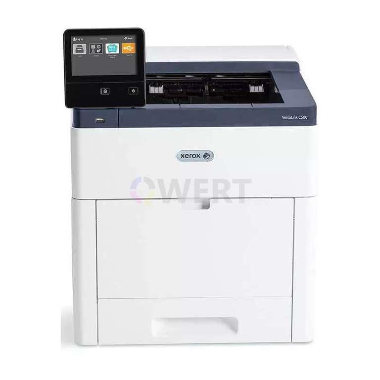 Ремонт принтера Xerox VersaLink C500DN