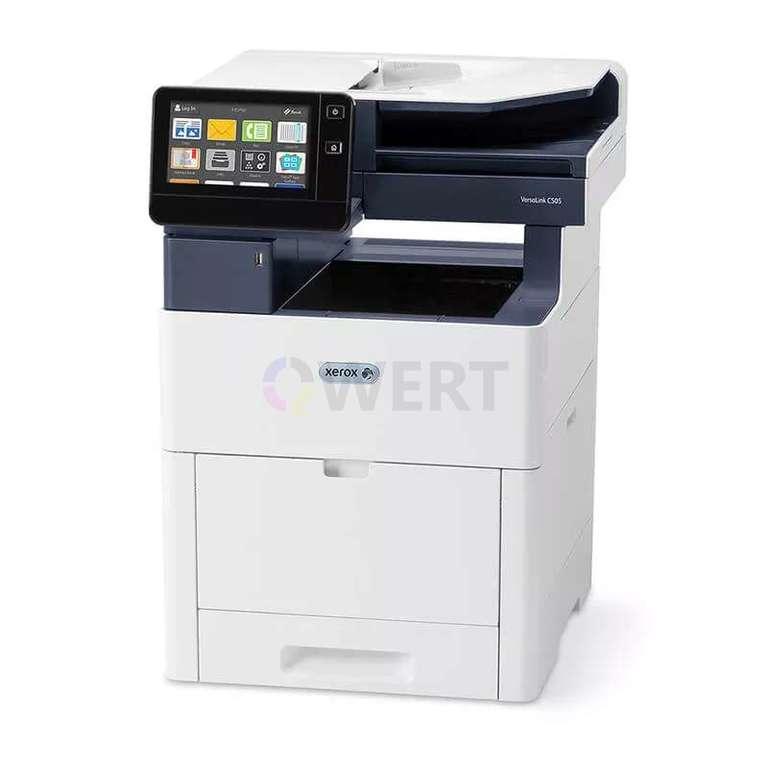 Ремонт принтера Xerox VersaLink C505S