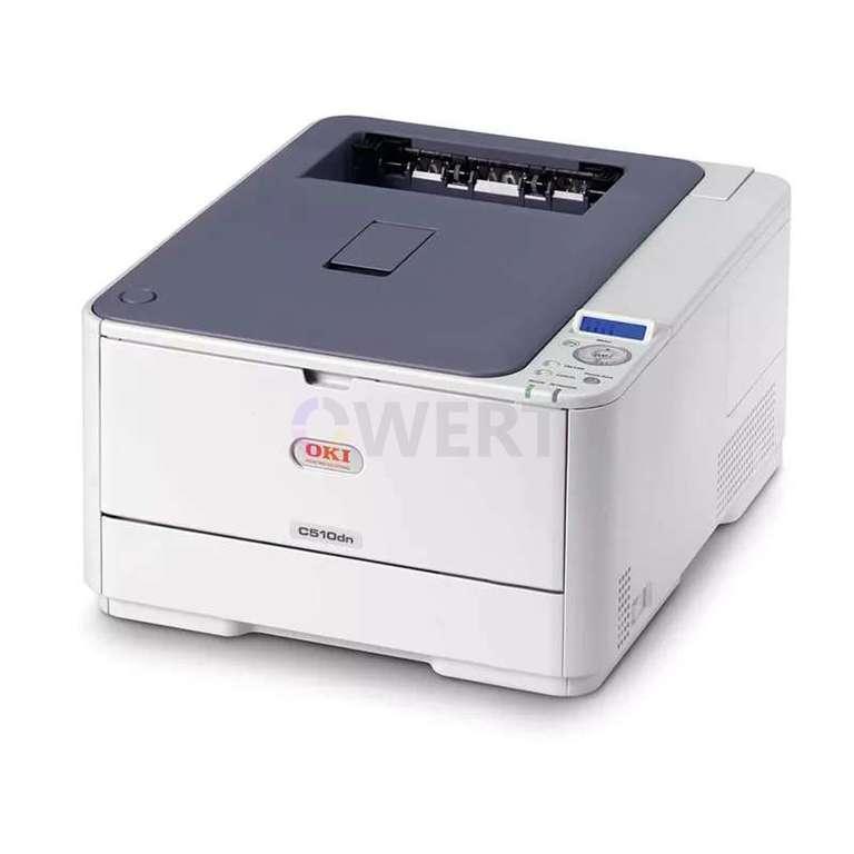 Ремонт принтера OKI C510dn