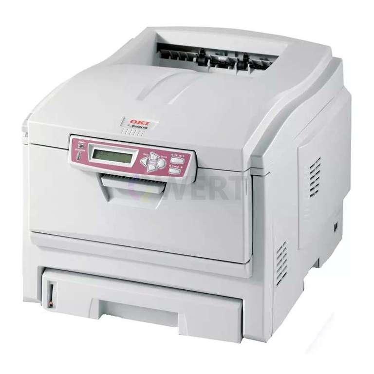 Ремонт принтера OKI C5400
