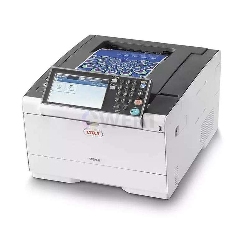 Ремонт принтера OKI C542dn