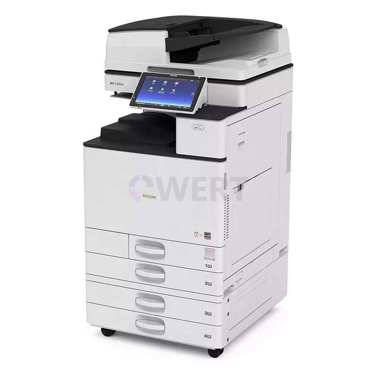 Ремонт принтера Ricoh MP C5504exSP
