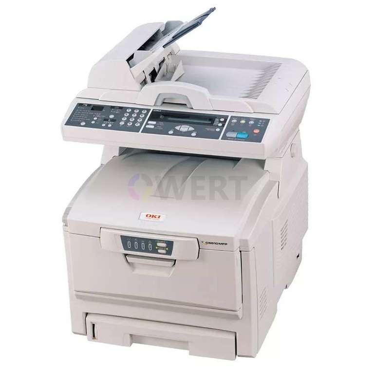 Ремонт принтера OKI C5540MFP