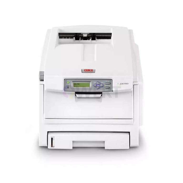 Ремонт принтера OKI C5850