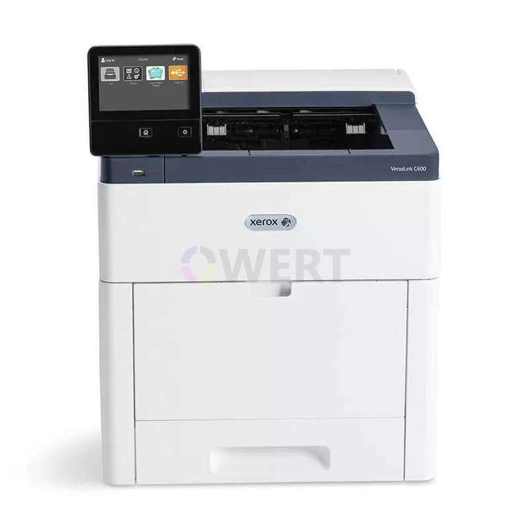 Ремонт принтера Xerox VersaLink C600DN