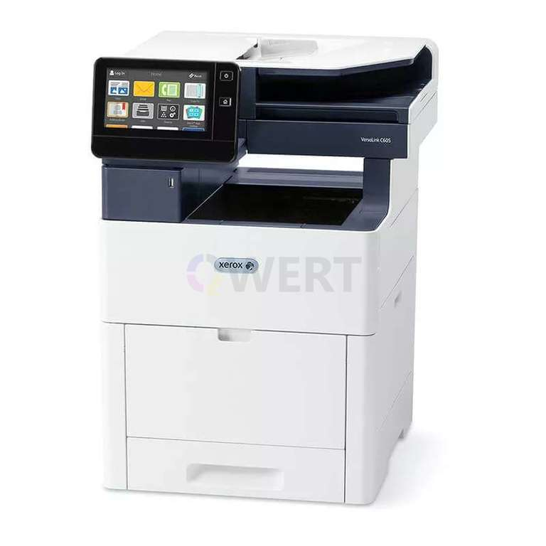 Ремонт принтера Xerox VersaLink C605X
