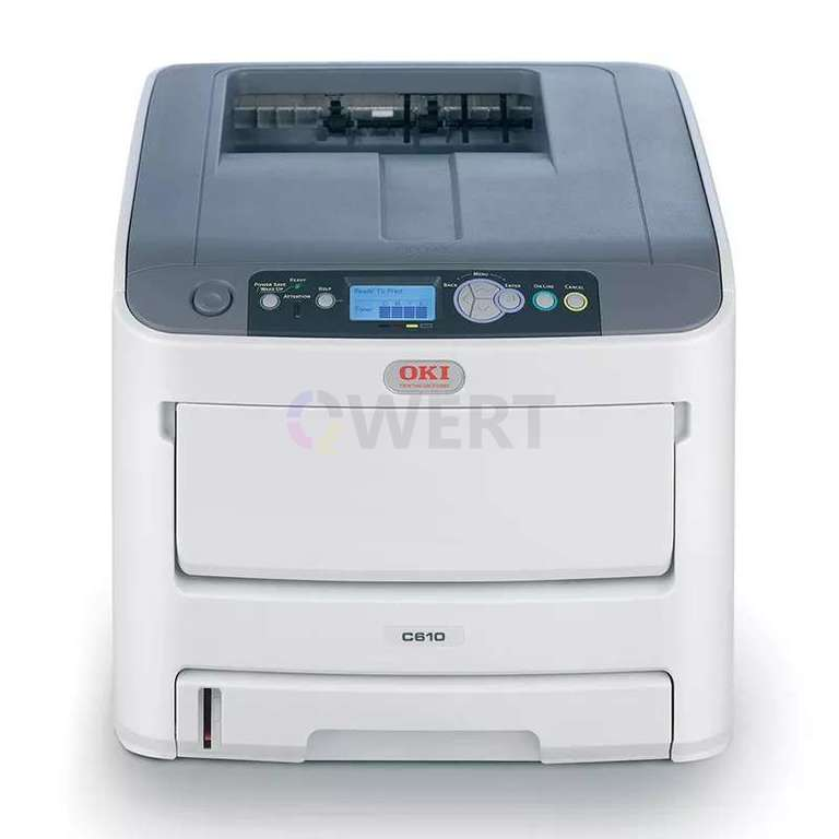Ремонт принтера OKI C610