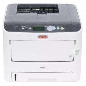 Ремонт принтера OKI C612dn