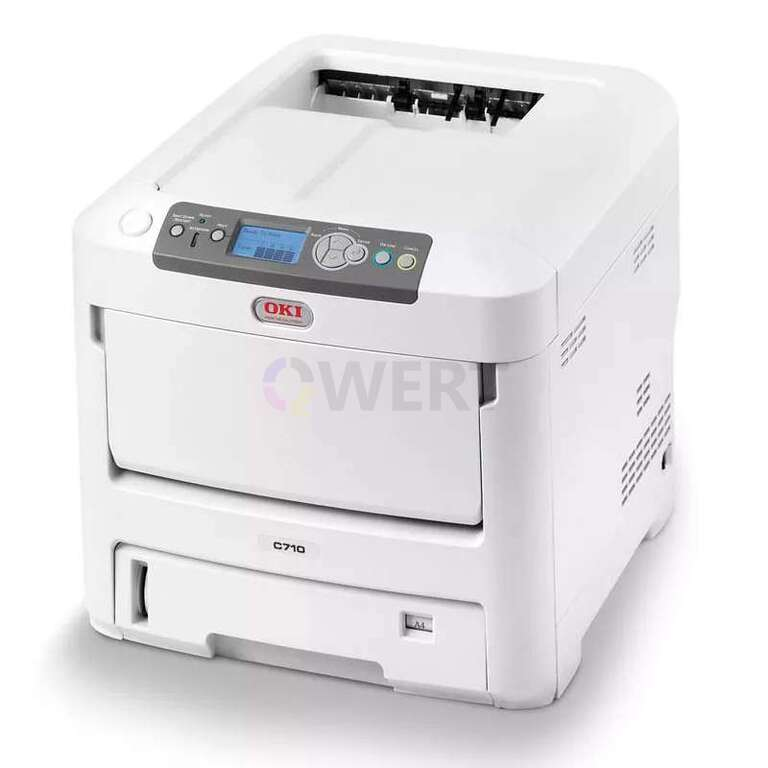Ремонт принтера OKI C710n
