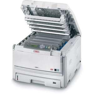 Ремонт принтера OKI C801
