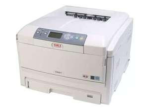 Ремонт принтера OKI C821