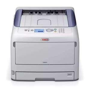 Ремонт принтера OKI C831