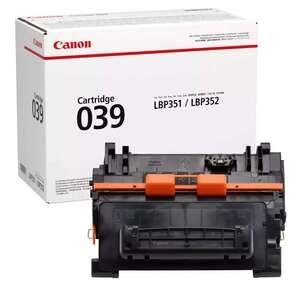 Совместимый картридж Canon Cartridge 039