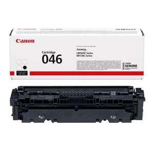 Заправка картриджа Canon Cartridge 046Bk