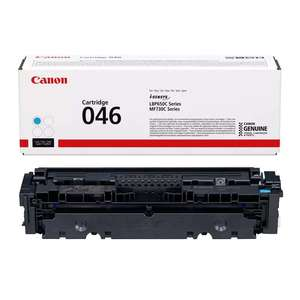 Заправка картриджа Canon Cartridge 046C