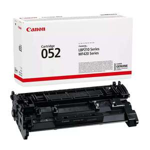 Заправка картриджа Canon Cartridge 052