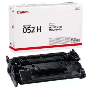 Заправка картриджа Canon Cartridge 052H