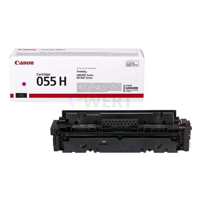 Совместимый картридж Canon Cartridge 055H M