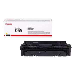 Заправка картриджа Canon Cartridge 055Y