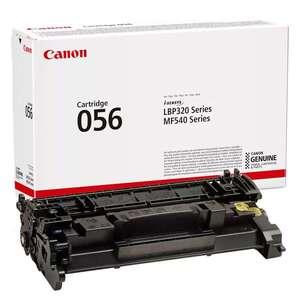 Заправка картриджа Canon Cartridge 056